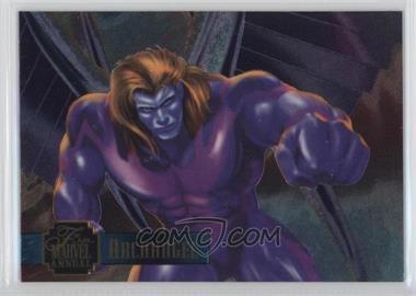 1995 Flair Marvel Annual - PowerBlast #16 - Archangel