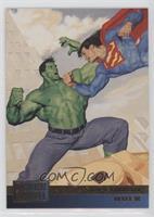 Superman, Hulk