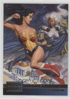Wonder Woman, Storm