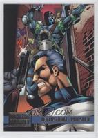 DeathStroke, Punisher