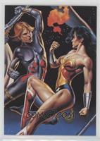 Wonder Woman, Black Widow