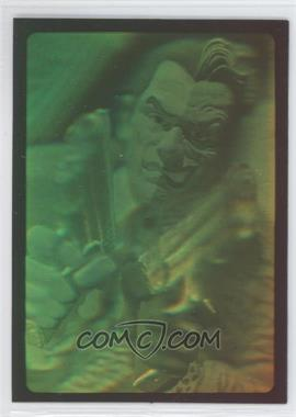 1995 Fleer Metal Batman Forever - Holograms #TWFA - Two-Face