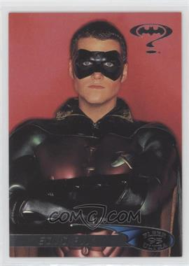 1995 Fleer Ultra Batman Forever - [Base] #9 - Solid Ally