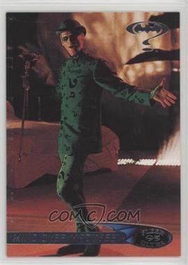 1995 Fleer Ultra Batman Forever - [Base] #99 - Mind Over Madness
