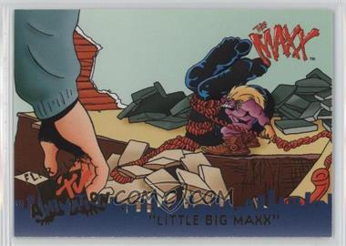 "1995 Fleer Ultra MTV Animation - [Base] #128 - The Maxx - ""Little Big Maxx"""