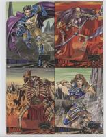 Prince Lightstar, Shriek, Dagger, Talyn