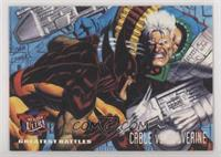 Greatest Battles - Cable VS Wolverine