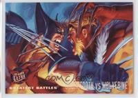 Greatest Battles - Sabretooth, Wolverine