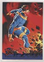 X-Men Blue Team - Cyclops