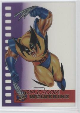 1995 Fleer Ultra X-Men - Suspended Animation Cels #10 - Wolverine