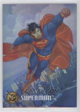 1995 SkyBox DC Legends Power Chrome - Legacy #L1 - Superman