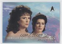 Counselor Deanna Troi - Card B
