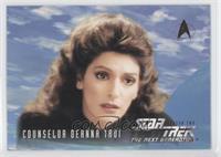 Counselor Deanna Troi - Card C