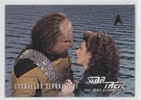 Counselor Deanna Troi - Card G