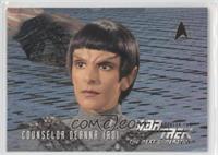 Counselor Deanna Troi - Card H