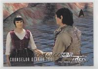 Counselor Deanna Troi - Card I
