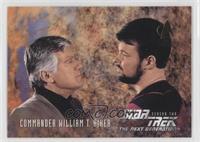 Commander William Riker - Card A