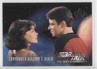 Commander William Riker - Card C