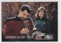 Commander William Riker - Card D