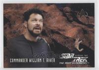 Commander William Riker - Card H