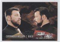 Commander William Riker - Card I