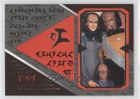 Klingon Family Values