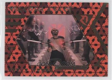 1995 SkyBox Star Trek The Next Generation Season 2 - Klingon Cards #S9 - qaSDI' nenghep - Age of Ascension