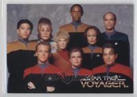 Voyager Crew (Non-Sport Update)
