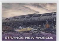 Strange New Worlds - Time and Again Planet