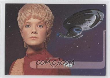 1995 SkyBox Star Trek: Voyager Season One Series 2 - Embossed Crew #E8 - Kes