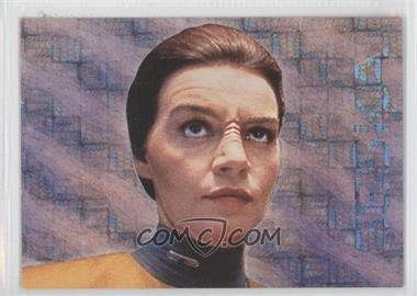 1995 SkyBox Star Trek: Voyager Season One Series 2 - Xenobio Sketches #S-1 - Seska