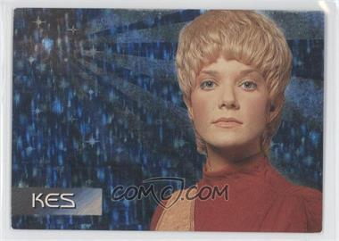 1995 SkyBox Star Trek: Voyager Season One Series 2 - Xenobio Sketches #S-9 - Kes