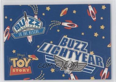 1995 SkyBox Toy Story - Stickers #2 - Buzz Lightyear