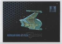 Ships - Romulan Bird-Of-Prey