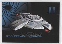 Ships - U.S.S. Defiant NX-74205