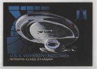Ships - U.S.S. Voyager NCC-74656