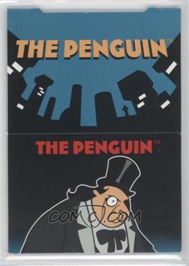 1995 Skybox The Adventures of Batman & Robin - Pop Ups #P7 - The Penguin