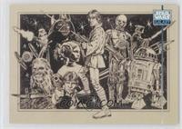 The Star Wars Gang