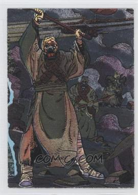 1995 Topps Star Wars Galaxy Series 3 - Etched Foil #17 - Tusken Raider