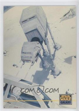 1995 Topps Star Wars Galaxy Series 3 - Promos #P5 - [Missing]