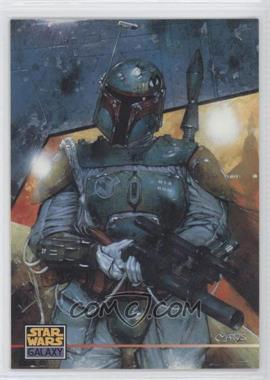 1995 Topps Star Wars Galaxy Series 3 - Promos #PN/A - [Missing]