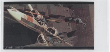 1995 Topps Star Wars Widevision - Finest Chrome #C-8 - [Missing]