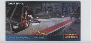 1995 Topps Star Wars Widevision - Promos #00 - Star Wars