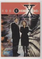 Fox Mulder, Dana Scully [NoneEXtoNM]