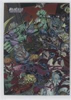 WildC.A.T.S Issue #3