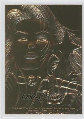 1996 Comic Images Shi: Visions of the Golden Empire - Gold #N/A - [Missing] /1000