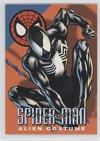 Spider-Man Alien Costume