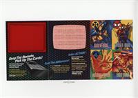 Encryptalizer, Wolverine, Spider-Man, Human Torch, Iron Man