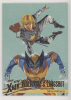 Wolverine & Longshot [Noted]
