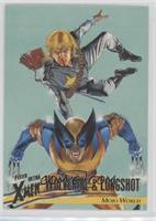 Wolverine & Longshot